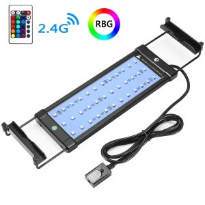 Coodia Aquarium Dimmable RGBW LED Light