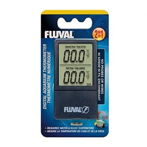 Fluval Wireless 2in1 Digital Thermometer
