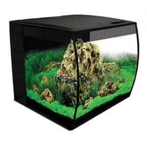 Hagen HG Fluval Flex Aquarium 57L, 15gal, Black