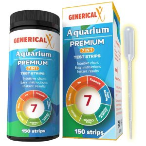 Aquarium Test Strips Kit 7 Parameter