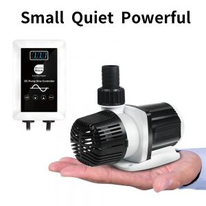 Aquastation Silent Swirl Controllable DC Aquarium Pump with Wave Function Mode
