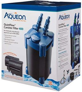 Aqueon QuietFlow 155 400 Canister Filter
