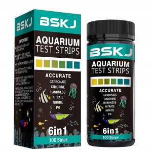 BSKJ 6 in 1 Aquarium Water Test