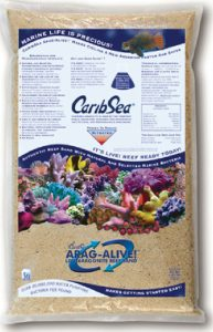 CaribSea Arag-Alive 20-Pound Special Grade Reef Sand, Bahamas Oolite