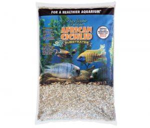 Flourite Black Sand, 7 kg 15.4 lbs