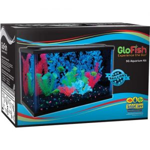 GloFish 5-Gallon Fish Tank