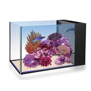 Hagen HG Fluval Flex Aquarium 57L, 15 Gal, Black