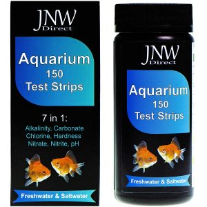 JNW Direct 7 in 1 Aquarium Test Strips