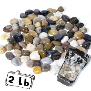 Oupeng Pebbles Polished Gravel