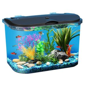 PanaView 5-Gallon Fish Tank