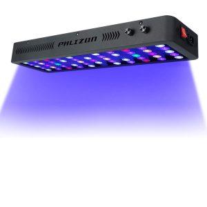 Phlizon 165W Dimmable Aquarium LED