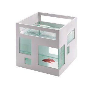 Umbra Fish Hotel Mini Aquarium